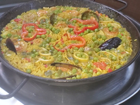 Have you ever had Paella?