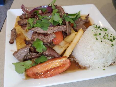 Authentic Peruvian Stir Fry