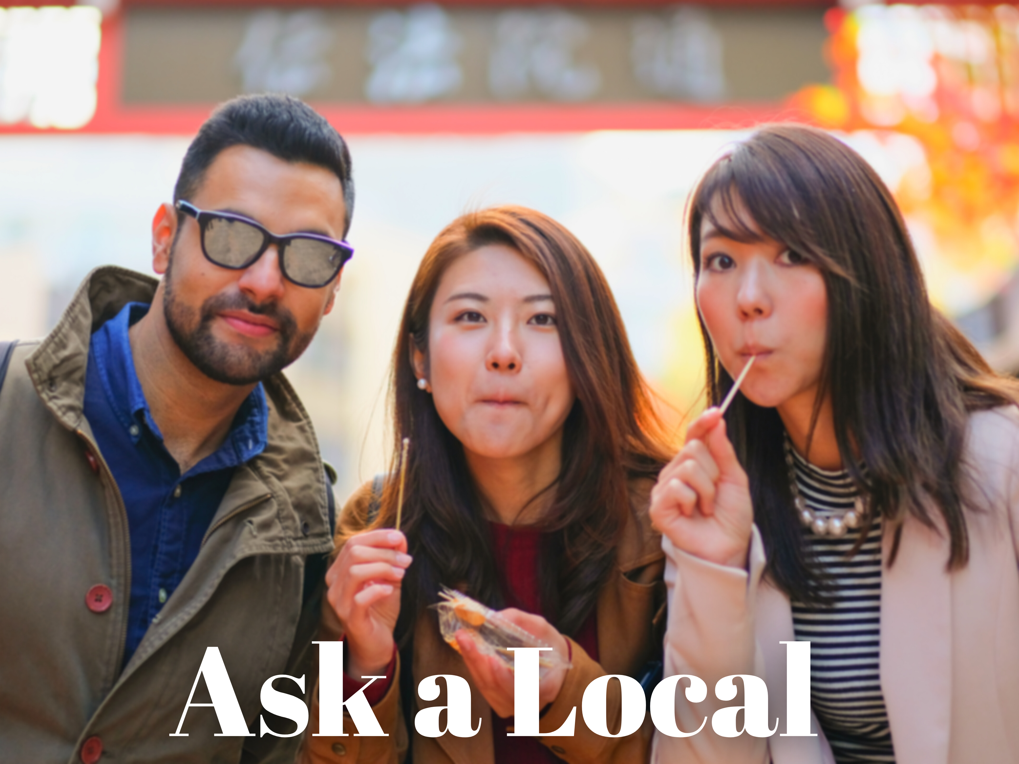 Ask a Local