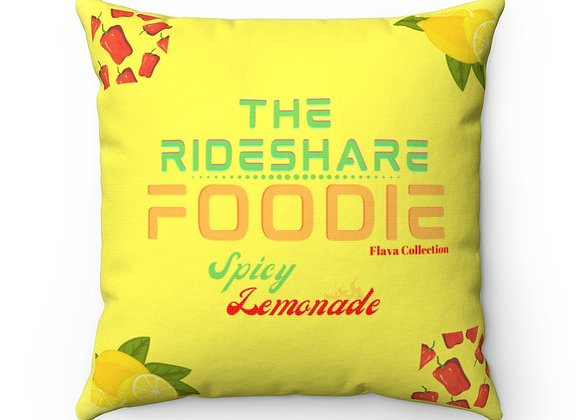 Spicy Lemonade Plush Pillow (Flava Edition)