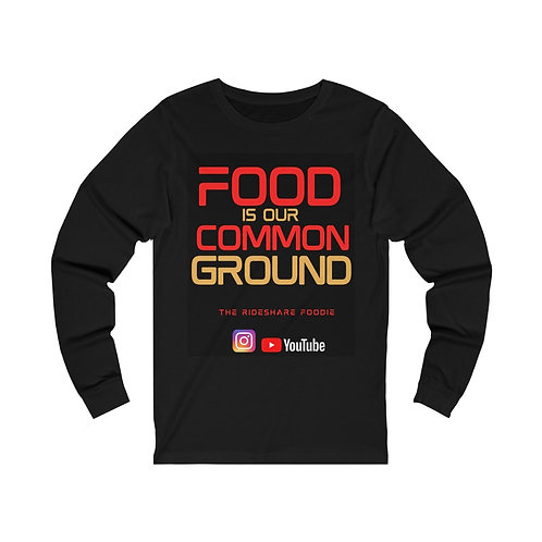 Rideshare Foodie Olympic Long Sleeve