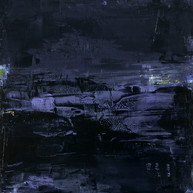 """"""" Serie fall, # 01, 2015 """" London, 2015, Oil paint on wood, 50 X 24 in, 125 X 60 cm."""