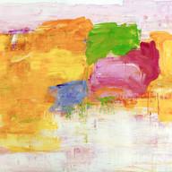 """Untitled 02 Fall"" 2020, London, oil on linen, 140 X 190 cm, 55"" X 75""."