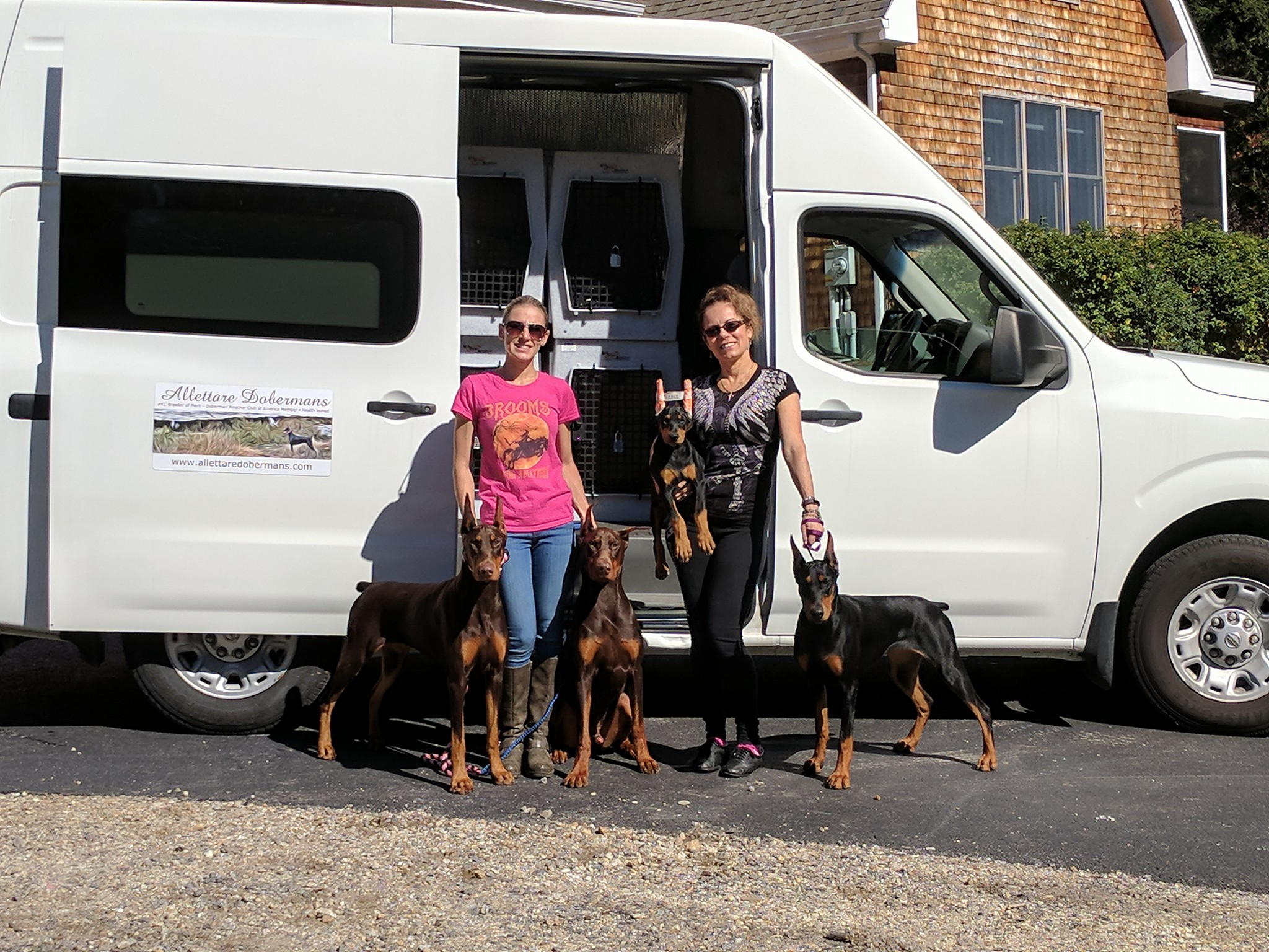 Dobervan ready for Nationals