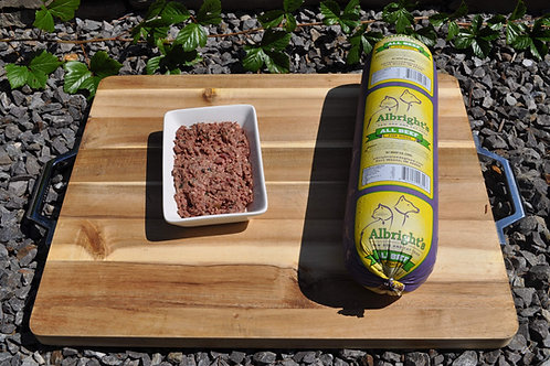 Albright's - Beef Recipe