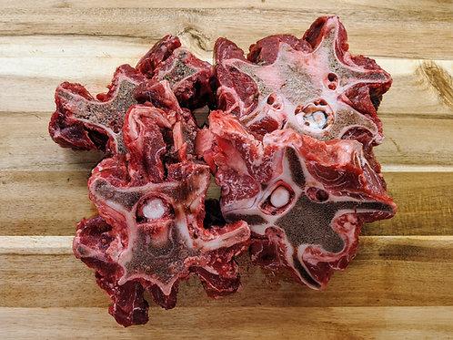 Meaty Beef Neck Bones
