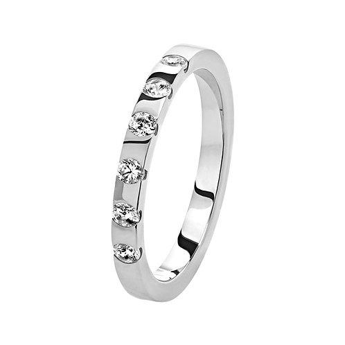 Кольцо с бриллиантами. МодельSDF6
