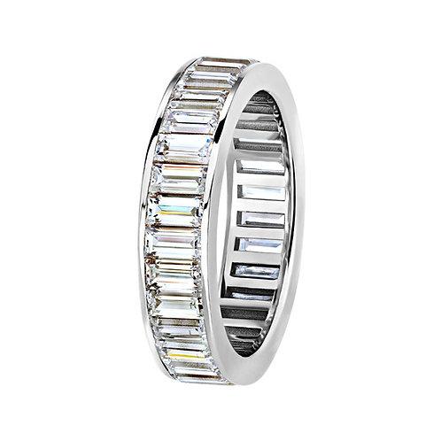 Кольцо с бриллиантами. Модель B9