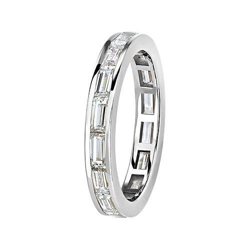 Кольцо с бриллиантами. Модель B4