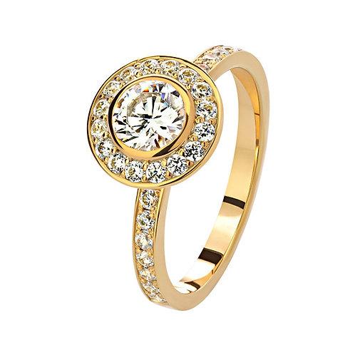 Помолвочное кольцо. Модель SVD21