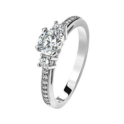 Помолвочное кольцо. Модель SVD46