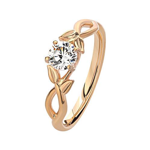 Помолвочное кольцо. Модель SVD10