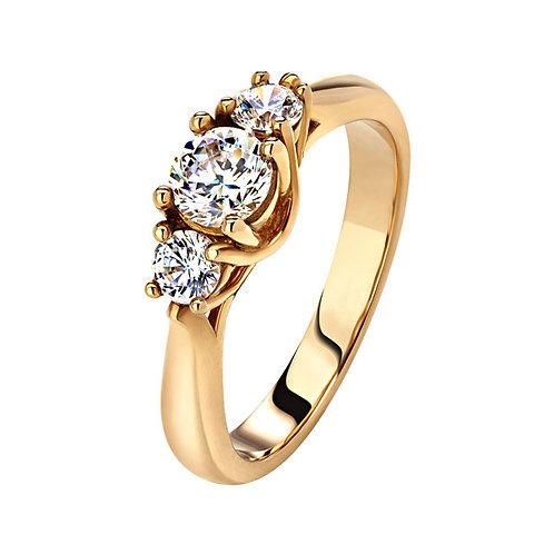 Помолвочное кольцо. Модель SVD47
