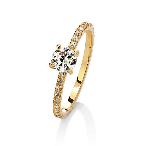 Помолвочное кольцо SVD3