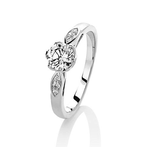 Помолвочное кольцо SVD16