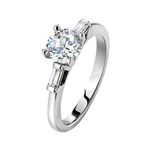 Помолвочное кольцо. Модель SVD33