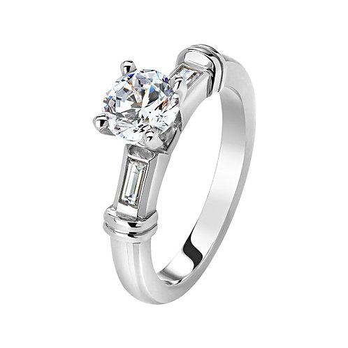 Помолвочное кольцо. Модель SVD43
