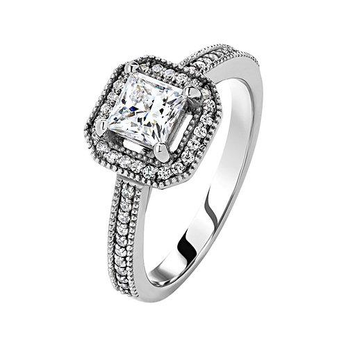 Помолвочное кольцо. Модель SVD30