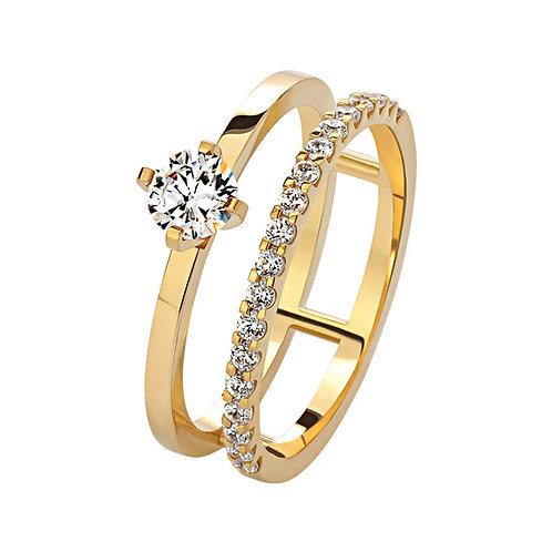 Кольцо с бриллиантами. Модель AWS1