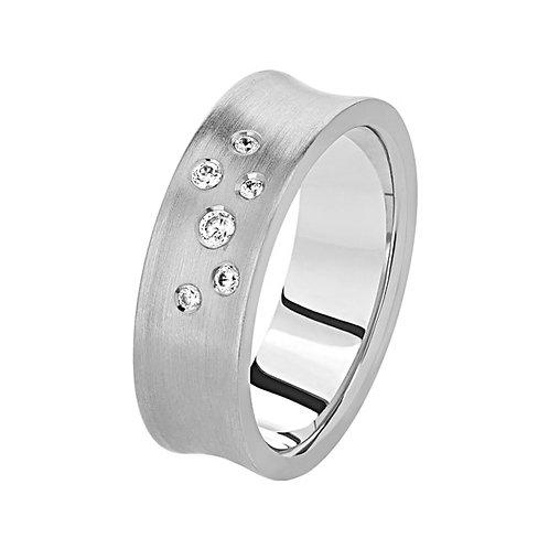 Кольцо с бриллиантами. Модель SDF35
