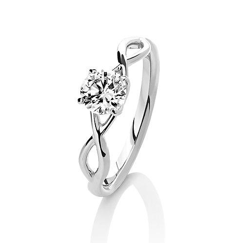 Помолвочное кольцо SVD4