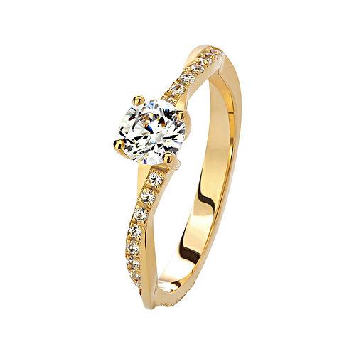 Помолвочное кольцо. Модель SVD1