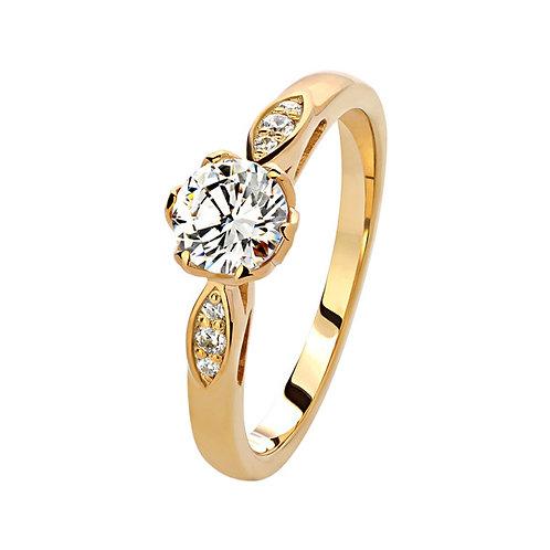 Помолвочное кольцо. Модель SVD16
