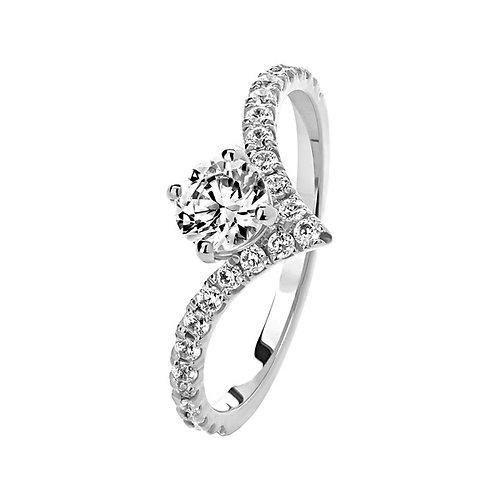 Помолвочное кольцо. Модель SVD14