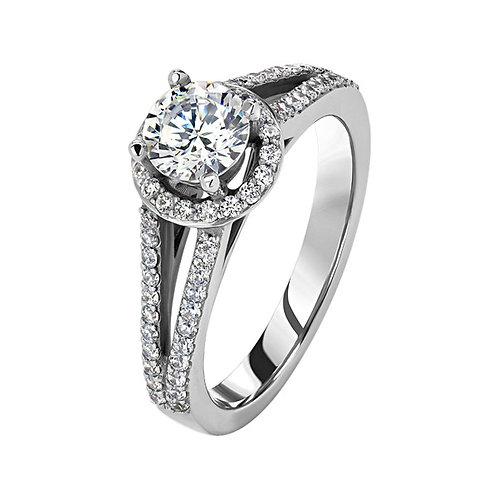 Помолвочное кольцо. Модель SVD35