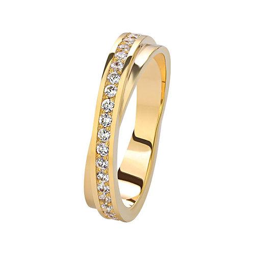 Кольцо с бриллиантами. Модель SDF34