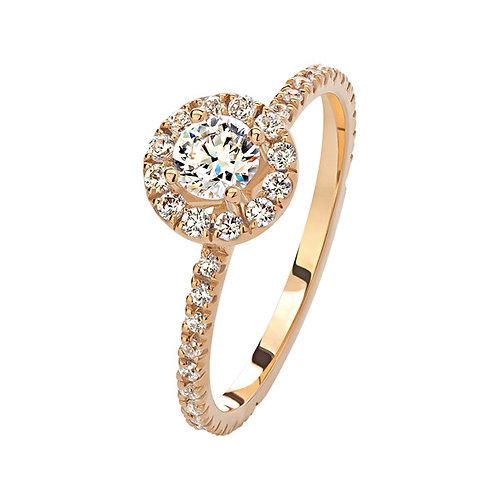 Помолвочное кольцо. Модель SVD2