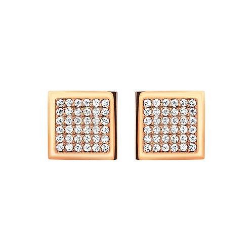 Серьги с бриллиантами. Модель А3