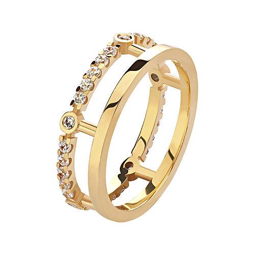 Кольцо с бриллиантами. Модель AWS14
