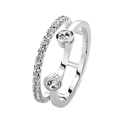 Кольцо с бриллиантами. Модель AWS5