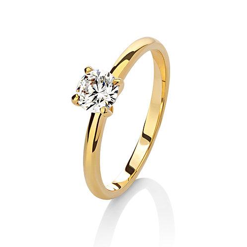 Помолвочное кольцо SVD5