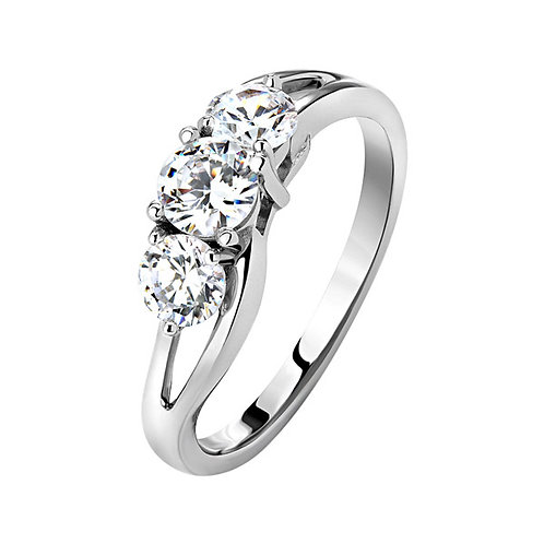 Помолвочное кольцо. Модель SVD32
