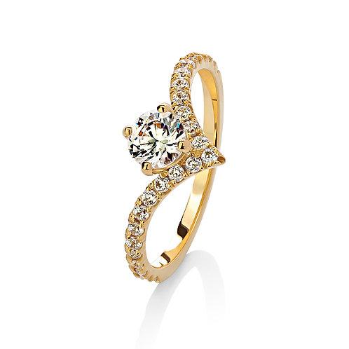 Помолвочное кольцо SVD14