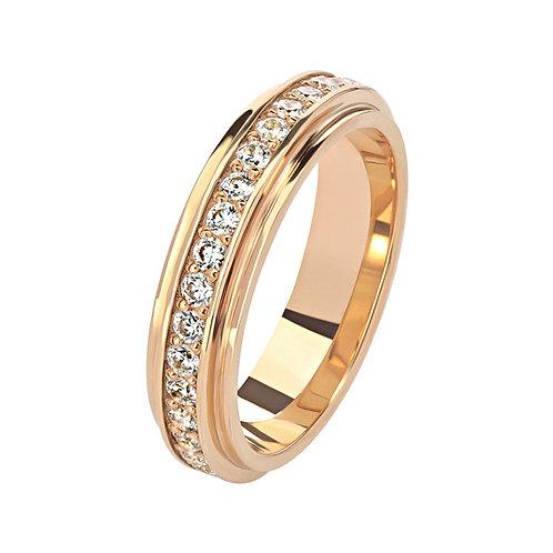 Кольцо с бриллиантами. Модель SDF46