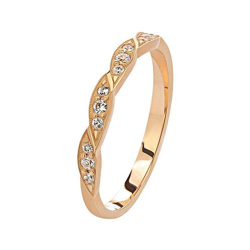 Кольцо с бриллиантами. Модель SDF15