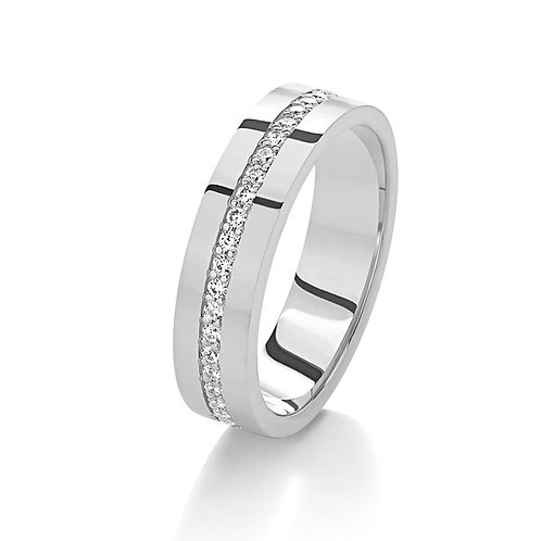 Дизайнерское кольцо SW3