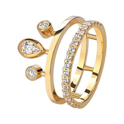 Кольцо с бриллиантами. Модель AWS9