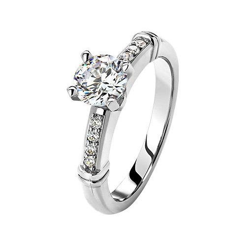 Помолвочное кольцо. Модель SVD42