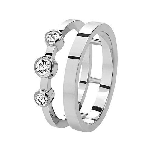 Кольцо с бриллиантами. Модель AWS10