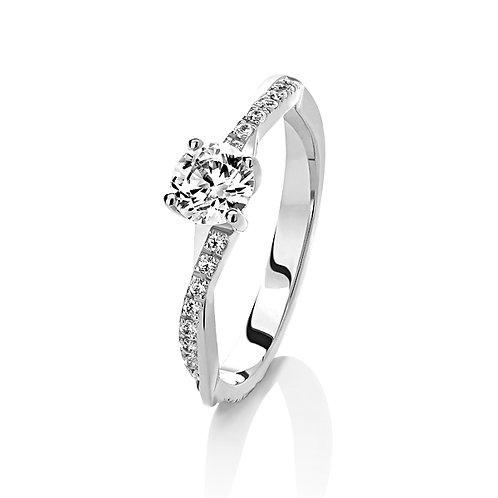 Помолвочное кольцо SVD1