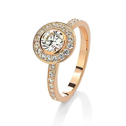 Помолвочное кольцо SVD21
