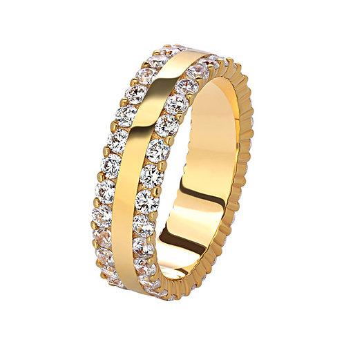 Кольцо с бриллиантами. Модель SDF36