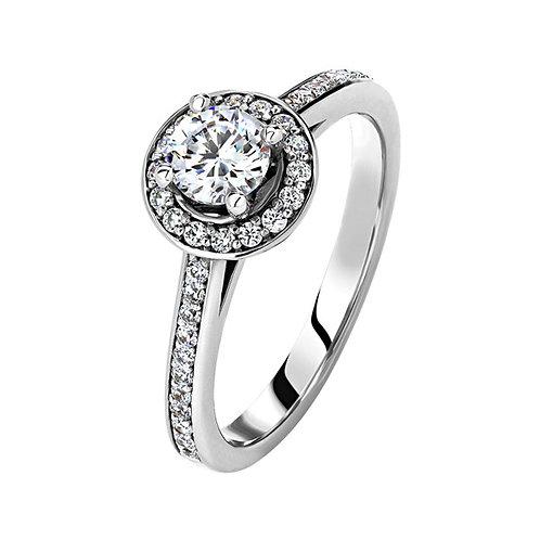 Помолвочное кольцо. Модель SVD29