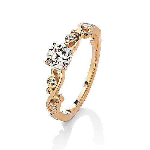 Помолвочное кольцо SVD20