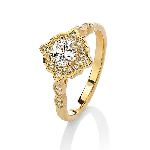 Помолвочное кольцо SVD7