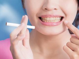 ¿Cómo le afecta el tabaco a la salud de tu boca?